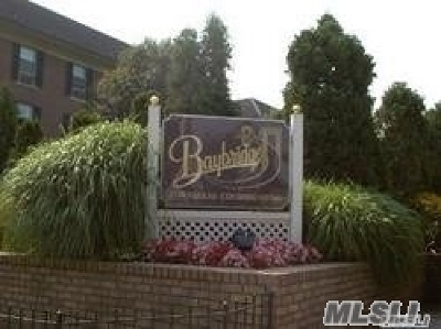Bayside Condo/Townhouse For Sale: 12-08 Robin Ln #1st Fl