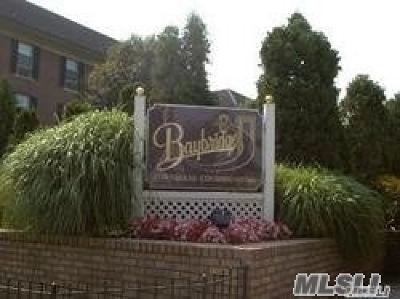 Bayside Condo/Townhouse For Sale: 12-08 Robin Ln #1st Fl