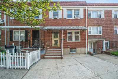 Flushing Single Family Home For Sale: 46-68 Hollis Court Blvd