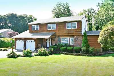Hauppauge Single Family Home For Sale: 24 Torlen Ct