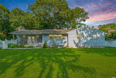 Wading River Single Family Home For Sale: 86 Hulse Ave
