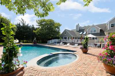 Westhampton Bch Single Family Home For Sale: 10 Bayfield Ct