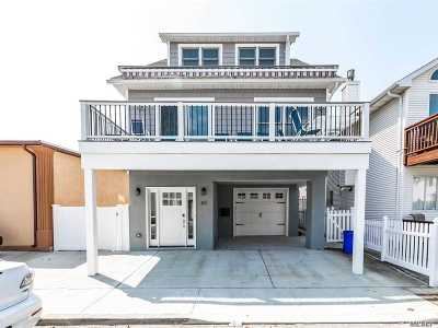 Lido Beach, Long Beach Single Family Home For Sale: 61 Virginia Ave