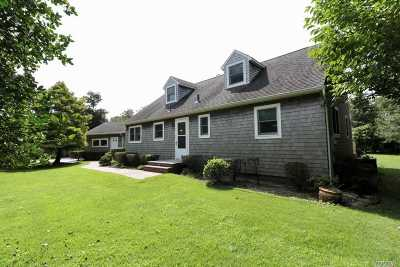 Hampton Bays Single Family Home For Sale: 16 East Point Ln