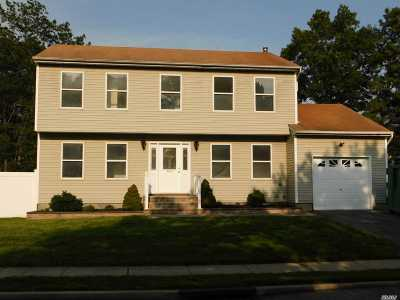 central Islip Single Family Home For Sale: 799 Wilson Blvd