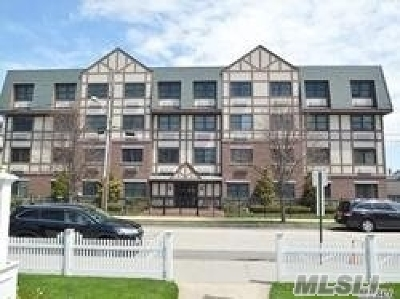 Rockville Centre Condo/Townhouse For Sale: 55 Clinton Ave #308
