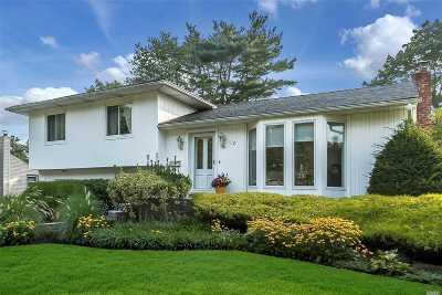 Nassau County Single Family Home For Sale: 12 Weldon Ln