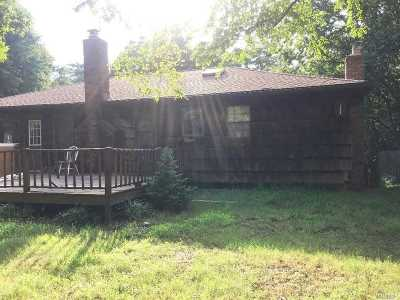 Rocky Point Single Family Home For Sale: 15 Gooseberry Rd
