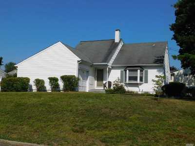 S. Setauket Single Family Home For Sale: 79 Cayuga Ave