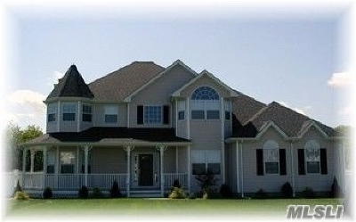 Holbrook Single Family Home For Sale: N/C Todd Ct