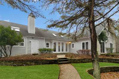 Amagansett Single Family Home For Sale: 4 Whalers Ln