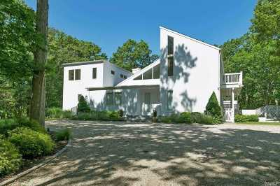 East Hampton Single Family Home For Sale: 23 North Hollow Dr
