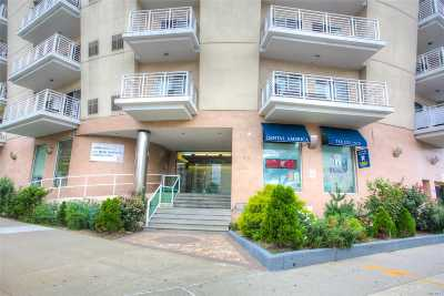 Elmhurst Condo/Townhouse For Sale: 81-14 Queens Blvd #2E
