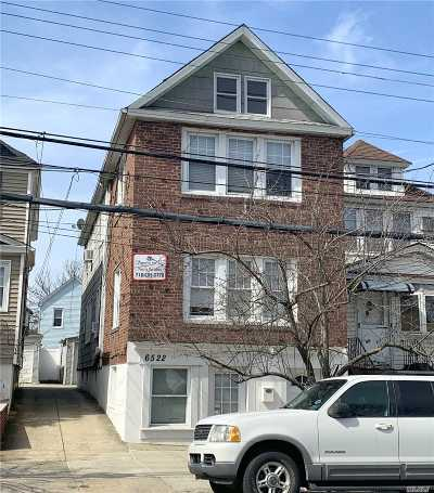 Middle Village Multi Family Home For Sale: 65-22 80th St