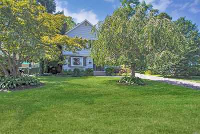Bay Shore Single Family Home For Sale: 88 Sunset Rd