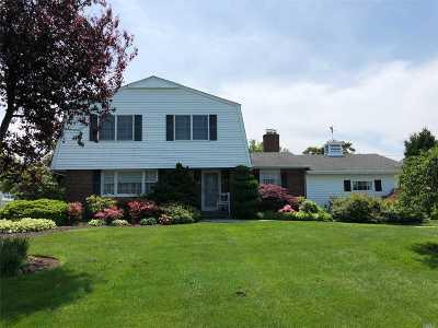 Sayville Single Family Home For Sale: 175 Palmer Cir