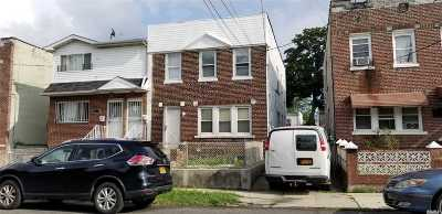 Queens Village, Briarwood, Bayside, Hillcrest, Jamaica Multi Family Home For Sale: 177-38 106th Ave