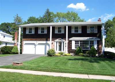 Nesconset Single Family Home For Sale: 197 Nichols Rd