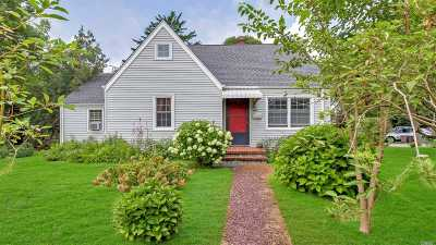 Sayville Single Family Home For Sale: 94 Lakeland Ave