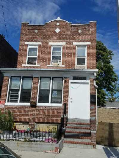 Corona Multi Family Home For Sale: 35-49 98th St