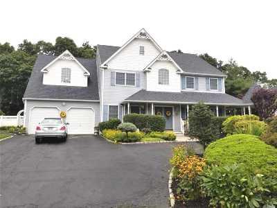 Lake Grove Single Family Home For Sale: 9 Cobblestone Ln