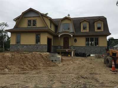 Oakdale Single Family Home For Sale: 137 Shore Dr