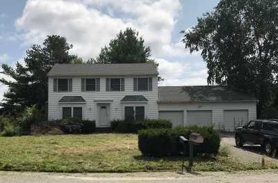 Calverton Single Family Home For Sale: 11 Pheasant Ln