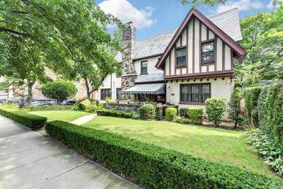 Forest Hills Multi Family Home For Sale: 77-09 Kew Forest Ln