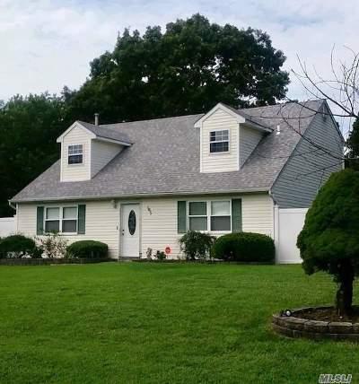 Islandia Single Family Home For Sale: 165 Johnson Ave