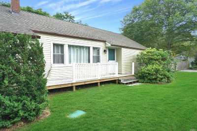 Hampton Bays Single Family Home For Sale: 9 Penny Ln