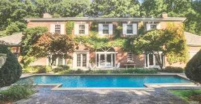 Upper Brookville Single Family Home For Sale: 189 Terrace Ln
