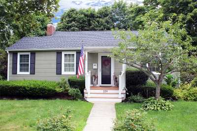 St. James Single Family Home For Sale: 229 1st Ave