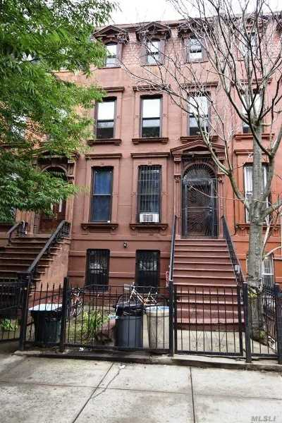 Brooklyn Multi Family Home For Sale: 53 Macdonough St