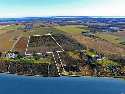 Cutchogue Residential Lots & Land For Sale: 14655/995 Oregon Rd