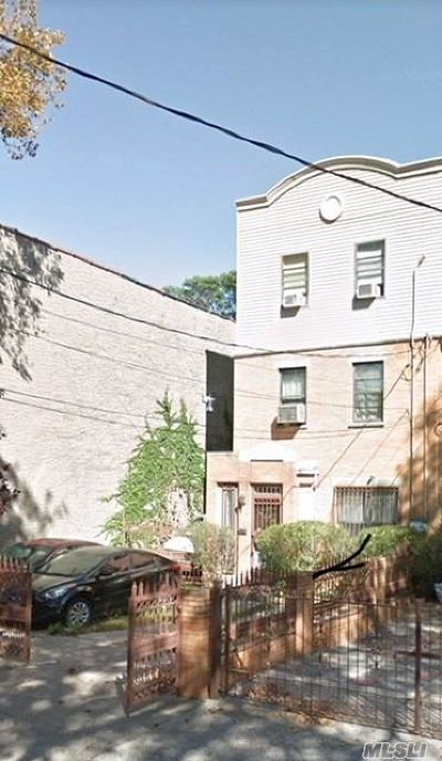 Brooklyn Multi Family Home For Sale: 437 Amboy St