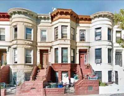 Brooklyn Multi Family Home For Sale: 1437 Dean St