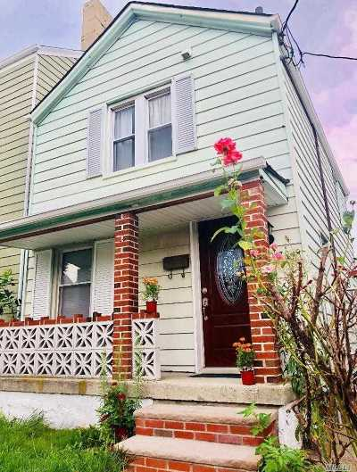 Whitestone Single Family Home For Sale: 149-38 12 Rd