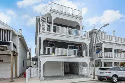 Lido Beach, Long Beach Single Family Home For Sale: 32 New Hampshire St