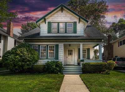 Oceanside Single Family Home For Sale: 2937 Cleveland Ave