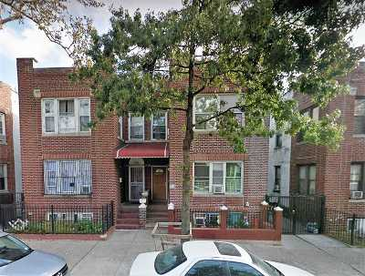 Jackson Heights Multi Family Home For Sale: 37-43 Warren St
