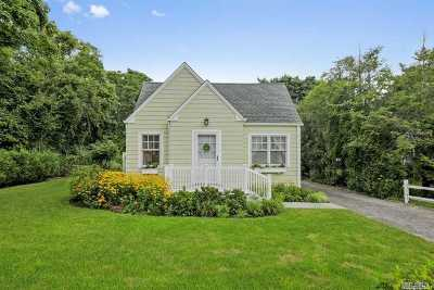 Hampton Bays Single Family Home For Sale: 17 Fanning Ave