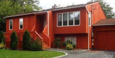 Nesconset Single Family Home For Sale: 9 Knollcrest Rd
