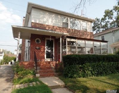 Valley Stream Multi Family Home For Sale: 391 Cochran Pl