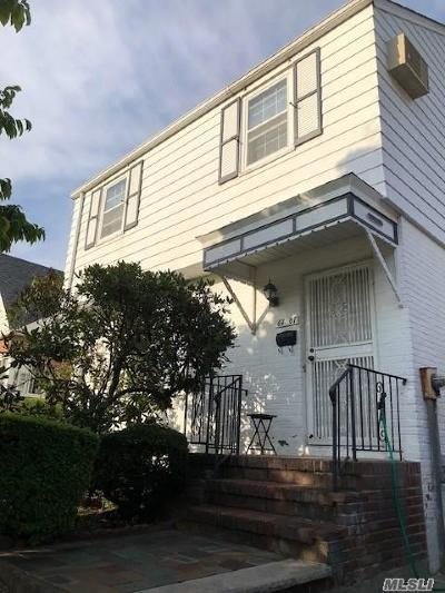 Fresh Meadows Single Family Home For Sale: 67-07 182 St