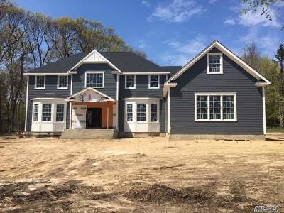 Setauket Single Family Home For Sale: 11 West Meadow Rd
