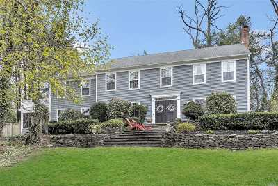E. Setauket Single Family Home For Sale: 11 Woodhull Rd