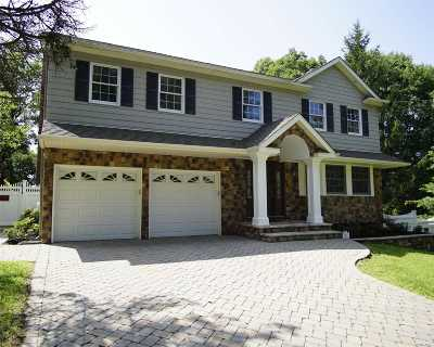 Kings Park Single Family Home For Sale: 35 Columbus Ave