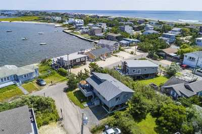 Westhampton Bch Single Family Home For Sale: 27 Harbor Rd