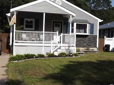 Single Family Home For Sale: 128 Auborn Ave