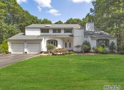 S. Setauket Single Family Home For Sale: 7 Lily Dr